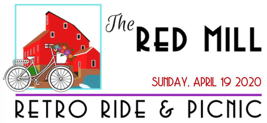 Retro Ride & Picnic: April 19th from 12:30-4:00
